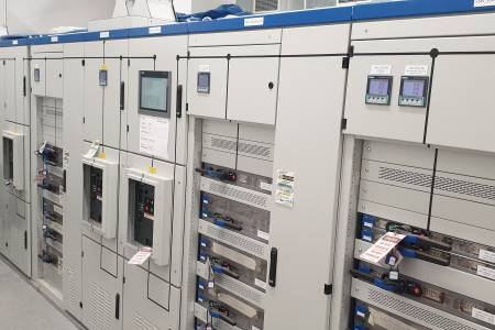 Sufficient electrical energy to start operation of a new Knauf Insulation plant in France