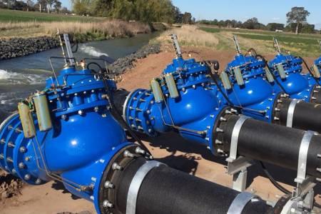 Bermad predstavil novo serijo visokokvalitetnih ventilov za nadzor pretokov