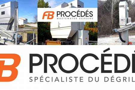 Širimo našo ponudbo tehnološke opreme s programom FB Procédés