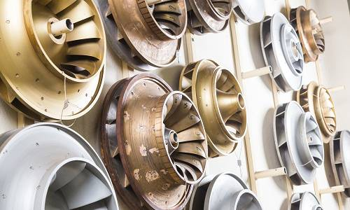 Wasserkraftwerke - elektromechanische Ausrüstung