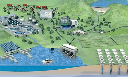 Hidravlična optimizacija in upravljanje vodooskrbnih sistemov