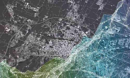 Satelitsko radarsko odkrivanje in mikrolociranje puščanja vodovodnih sistemov
